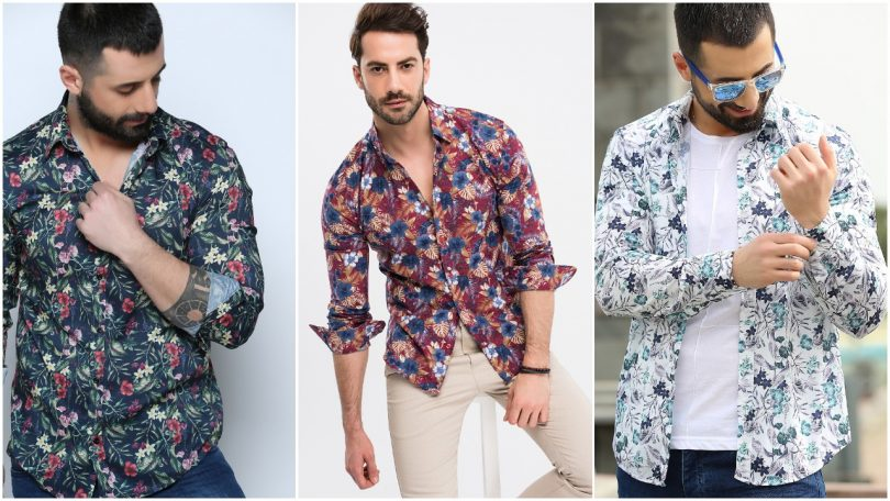 Top 10 Turkish Men's Shirts. And youth casual summer 2018