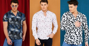 The latest 15 shirts with Turkish men's style for summer, Eid al-Fitr and Eid al-Adha 2020 - 2021