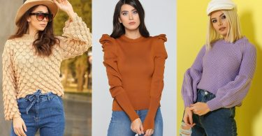 buy latest oversize women pullovers turkish 2021