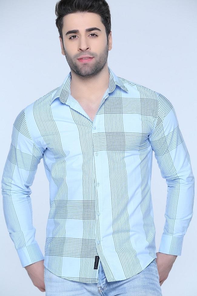 41fad8b5c لاحلى طله قمصان رجالي تركية شيك صيف 2018 | ايكو موضة