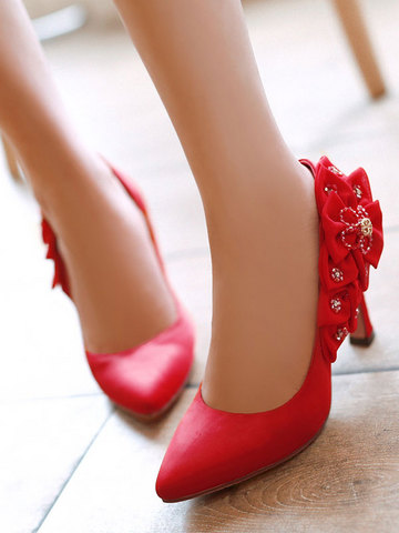 20999a9cf اليكي كولكشن احذية نسائية كعب عالي رائعه | ايكو موضة