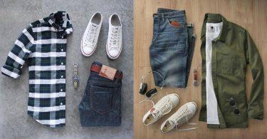 احلى تنسيقات ملابس رجالية كاجوال وكلاسيك