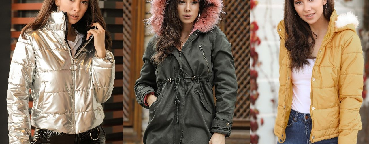 Buy and shop elegant Turkish winter jackets, long and short