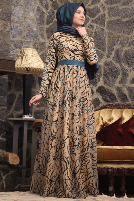 7ac258d03 المصدر للشراء: Turkish Dresses For veiled Womens