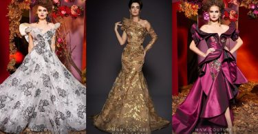 For sale very luxurious evening dresses