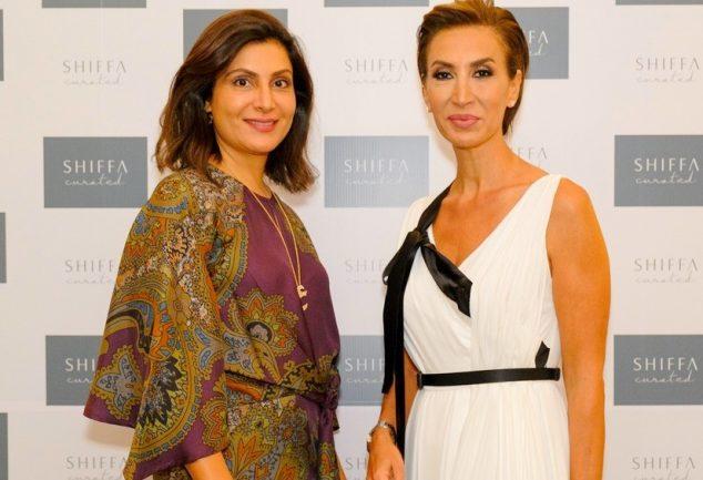لميس حمدان بوتيك SHIFFA Curated في منطقة مركز دبي المالي العالمي