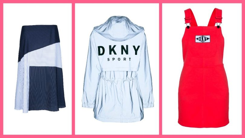 7217edfc9a6c6 مجموعة DKNY المميزه لربيع وصيف 2019