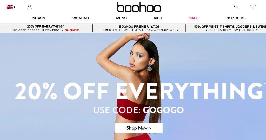 boohoo - بوهو